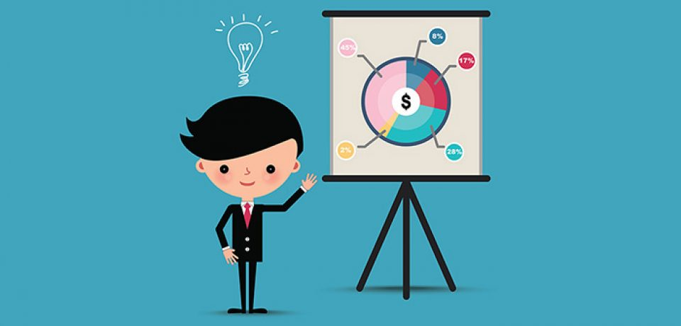 Use professional PowerPoint templates in your business presentation
